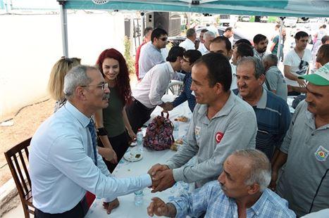Tarsus Belediyesi, Bayram Öncesi Personel Maaşlarını Yatırdı