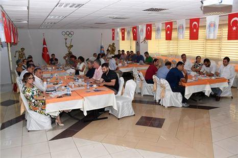 """Büyükşehir'den """"Pestle"""" Çalıştayı"""