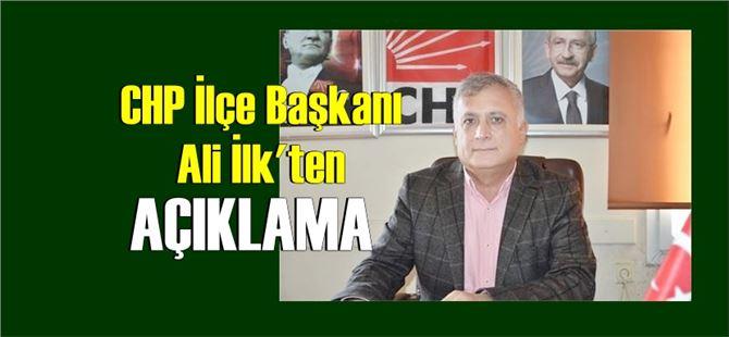 """Ali İlk: """"Halk İradesine Darbe Kabul Edilemez"""""""