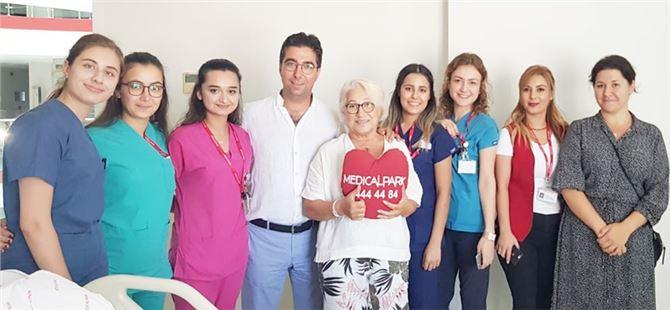 Kalp Krizi Geçiren Gurbetçi Tarsus Medical Park'ta Hayata Tutundu