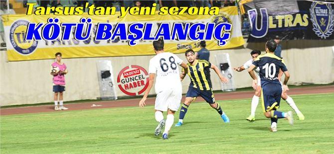 Tarsus İdman Yurdu 1- Hekimoğlu Trabzon 3