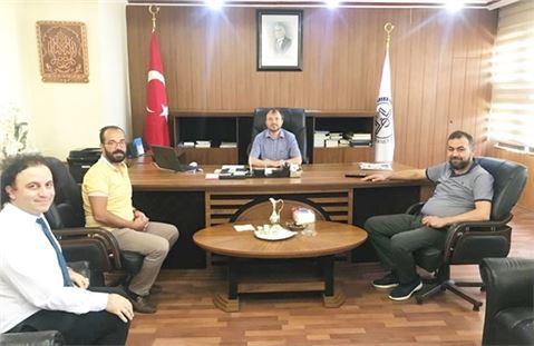 Medical Park Tarsus Hastanesi'nden Tarsus Müftülüğü'ne ziyaret