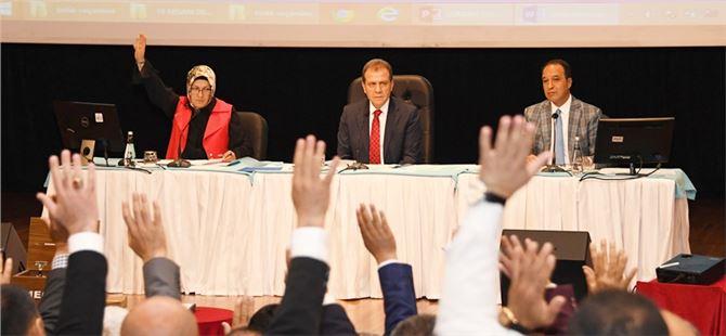 Büyükşehir Meclisi, Önemli Gündem Maddeleri İle Pazartesi Toplanacak