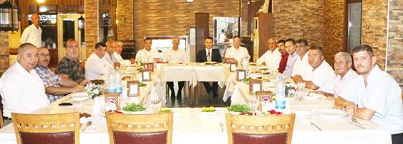 TAKİK Yönetimi ve Üyeleri Toplandı