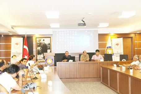 Tarsus TSO'da zirai ilaç bayi bilgilendirme toplantısı