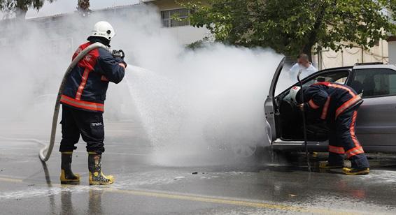 Araç yangınlarının en büyük sebebi: ihmal