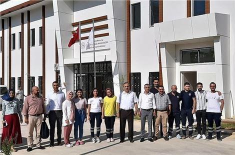 Tarsus'a yeni sağlık kompleksi inşa edildi