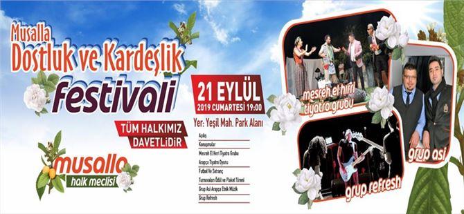 Tarsus Musalla'da kapsamlı etkinlik
