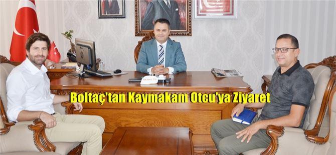 """Ali Boltaç: """"El birliğiyle Tarsus'a en güzel hizmeti sunacağımıza inanıyorum"""""""