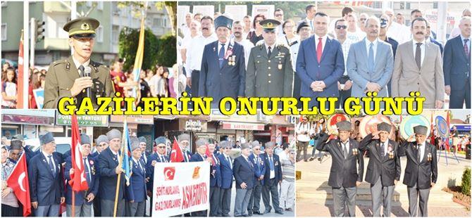 Gaziler Günü Tarsus'ta da törenlerle kutlandı