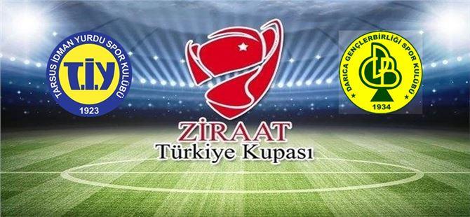 Tarsus, Ziraat Türkiye Kupası 3. turunda Darıca'yı ağırlayacak