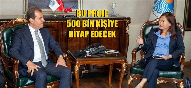 Başkan Seçer, Mersin'e yatırım için düğmeye bastı