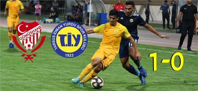 Tarsus İdmanyurdu, Gümüşhane'de de güzel: 1-0