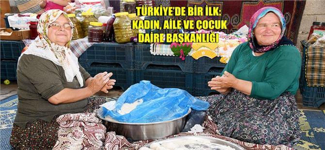 Mersin'in kadınları Büyükşehir ile güçleniyor