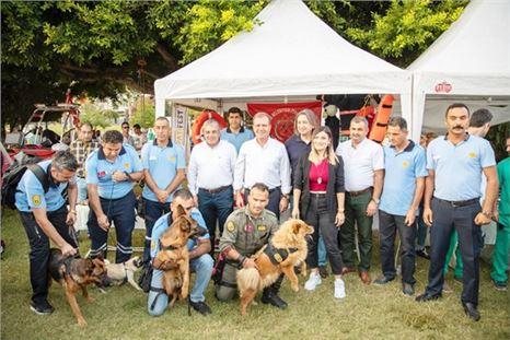 Mersin'in ilk hayvan festivali Patifest başladı