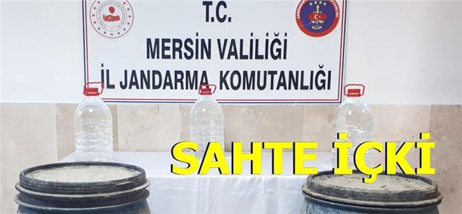 Tarsus'ta sahte içki operasyonu