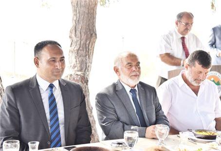 Başkan Atsız Afşın Yılmaz, Din Görevlileriyle Buluştu