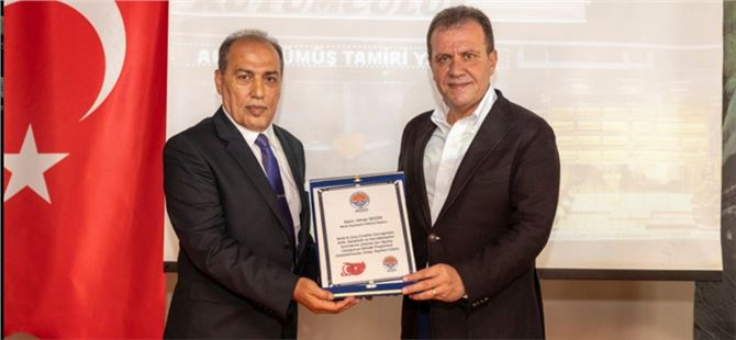 """Başkan Seçer: """"Halk Kart ile esnaf ayda 1 Milyon TL Kazanacak"""""""