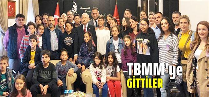 Musalla halkından Kemal Kılıçdaroğlu'na ziyaret