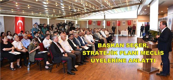 Büyükşehir'in Stratejik Planı Hazır
