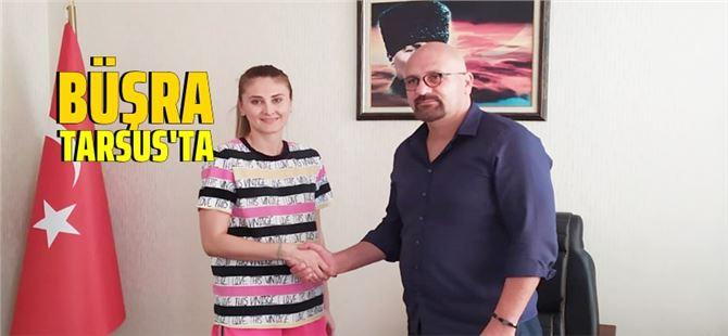 Tarsus Belediyespor, Büşra Yüksel ile anlaşmaya vardı