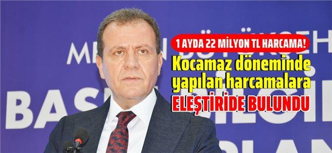Başkan Vahap Seçer, ilk 6 ayını değerlendirdi