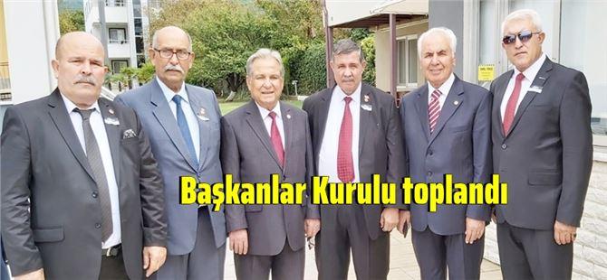 TÜED Başkanlar Kurulu Toplandı