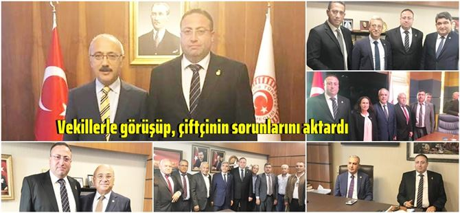 Başkan Avcı'dan Ankara'ya çıkartma!