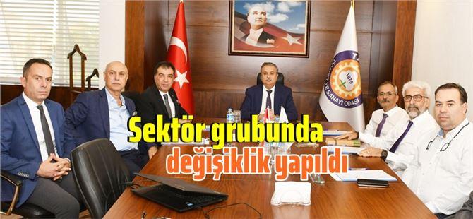 Tarsus OSB Ekim ayı toplantısı gerçekleştirildi