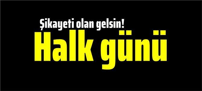 Tarsus'ta Halk Günü toplantıları düzenlenecek