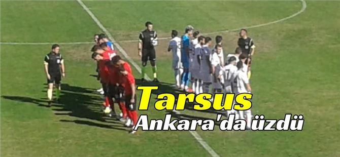 Başkent Akademi FK 1- Tarsus İdman Yurdu 0