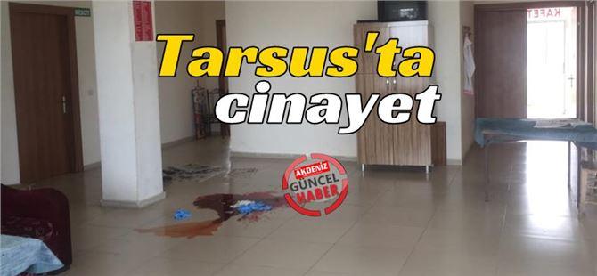 Aydın'dan gelerek Tarsus'ta cinayet işledi
