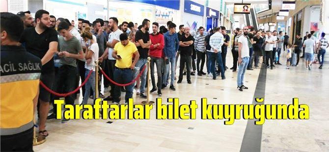 Tarsus İdmanyurdu-Fenerbahçe maç biletleri satışa çıktı