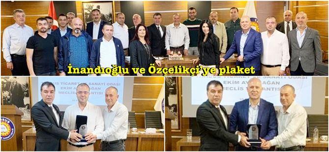 TSO Ekim ayı meclis toplantısı yapıldı