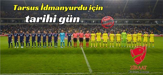 Tarsus İdmanyurdu, Fenerbahçe ile Mersin'de karşılaştı: 3-1