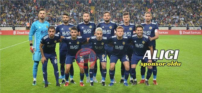 Fenerbahçe maçında Alıcı'dan Tarsus'a göğüs reklamı