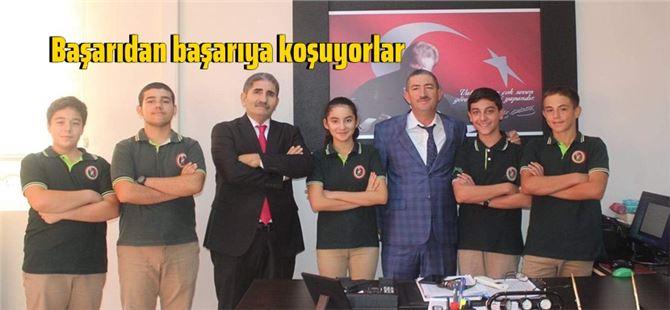 2019 Türkiye Zeka Şampiyonası'nda Eliyeşil fark yarattı