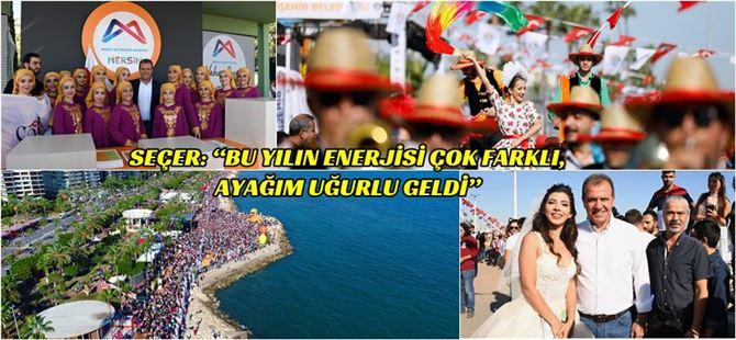 Narenciyenin Başkenti Mersin'de Festival Coşkusu