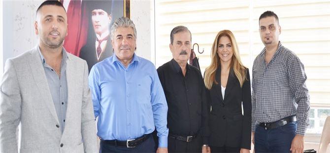 """Olcay Tok: """"Büyükşehir olarak projeleri bir bir hayata geçiriyoruz"""""""