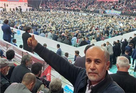 Saadet Partisi 7'nci Olağan Büyük Kongresi Yapıldı