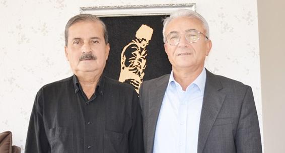 CHP'li Meclis üyesi Cuma Ali Gören'den ziyaret