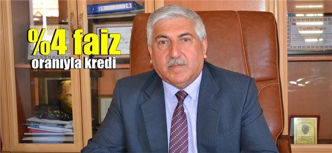Başkan Mahmut Şahin'den esnaf ve sanatkara müjdeli haber