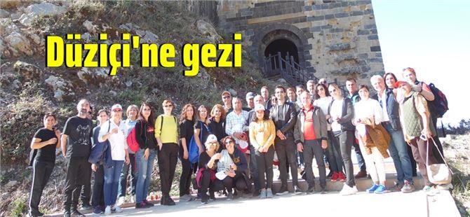 Eğitim-İş Tarsus Şubesi Osmaniye Düziçi'ne gezisi düzenledi