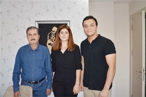 Seda Dikiciler, Avukatlık Ofisini Açıyor