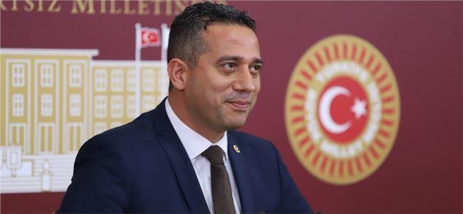 CHP'li Ali Mahir Başarır'dan 10 Kasım mesajı