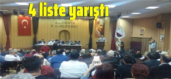 Mersin Gazeteciler Cemiyeti Başkanı Kaya Tepe oldu