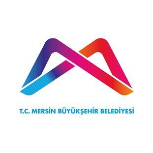 Mersin Büyükşehir Belediyesi'nin yeni logosu