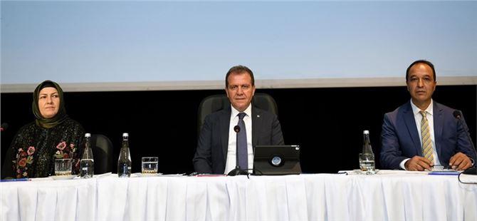 Büyükşehir Meclisi Kasım Ayı Birinci Birleşimi Toplandı
