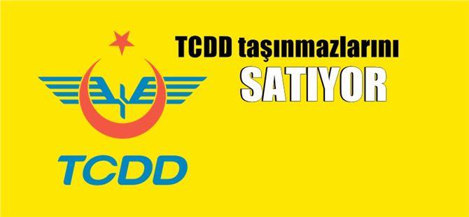 TCDD'de Tarsus'ta da bazı taşınmazlarını satacak