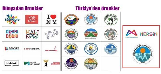 """Büyükşehir'in yeni logosu, """"dünya da durum nedir?"""" dedirtti"""